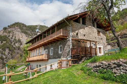 Farmhouse la cascina d'Orleans rustic and elegant accommodation - Saint-Pierre