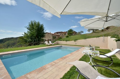 Podere Terrena - Attractive villa with pool - Gaiole in Chianti