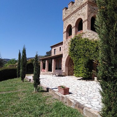 Farmhouse La Fontanella in the countryside of Suvereto - Suvereto
