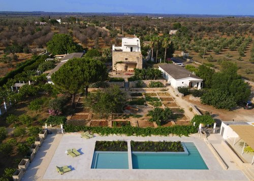Masseria Gianferrante 3 km from the sea - Acquarica del Capo
