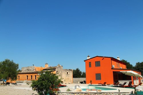 Masseria Saittole - Organic farmhouse near Otranto - Carpignano Salentino