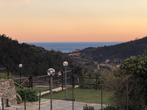 Le Case del Sole - prestigious cottages with sea view - Finale Ligure