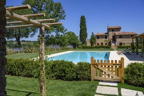 Merigge - Charming farmhouse among vineyards and olive groves - Montepulciano
