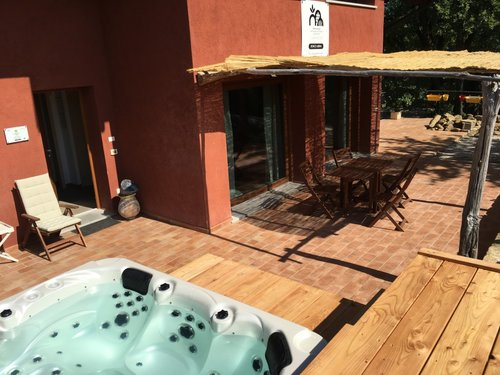 Ronco Albina: farm, playground and mini pool - Cividale del Friuli