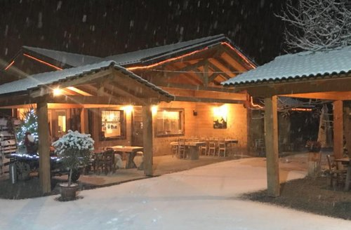 Farmhouse Coc Ner - Wooden chalet in the open countryside. - Chiusa di Pesio