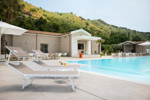 Likò Resort - in the green with a view of the Gulf of Naples - Nocera Inferiore