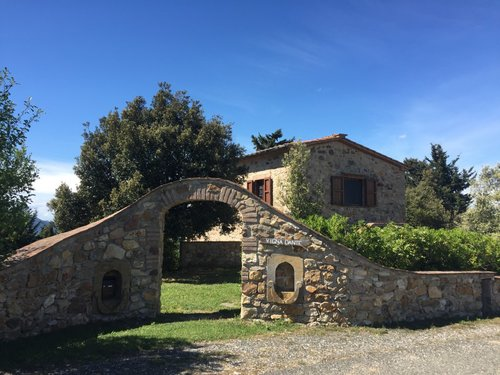 Villa Vigna Dante - Villa with private pool - Pomarance