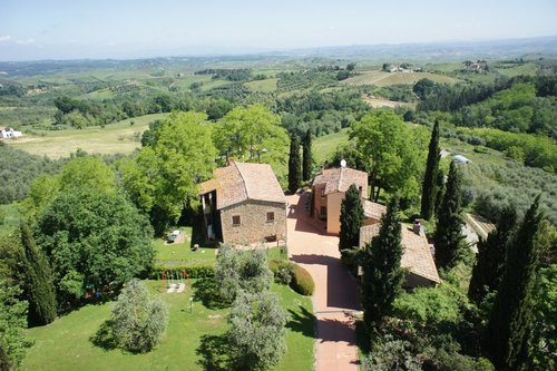La Valle - Farmhouse in the heart of Tuscany with pool - Montaione