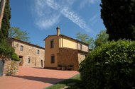 Giotto - Agriturismo La Valle - Farmhouse in the heart of Tuscany with pool