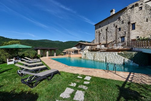 Castrum Resort Umbria- The Farmhouse in the Castle - Spoleto