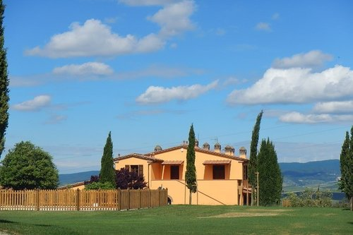 charming farm house in the tuscan country side - Rosignano Marittimo