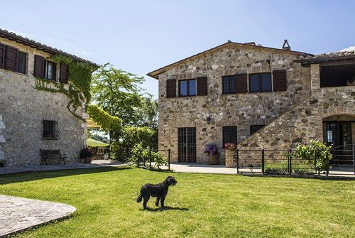 Beautiful countryhouse with pool and garden - Lugnano in Teverina