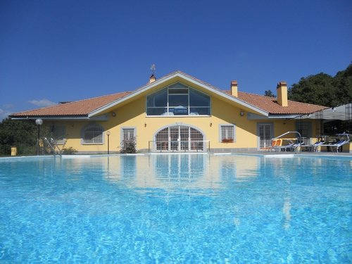 Prestigious countryhouse near to Rome with swimmingpool - Fiumicino