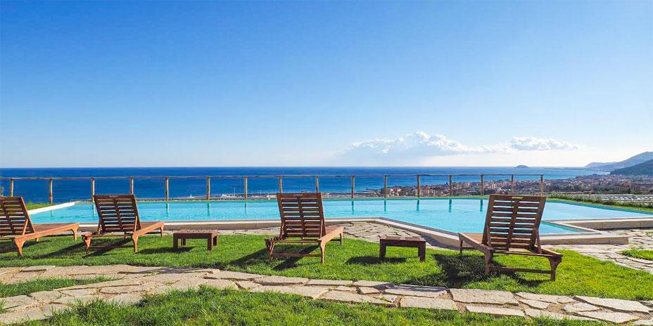 Agriturismi vicino al mare - Agriturismo in campania con piscina ...