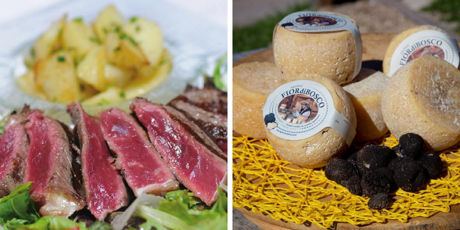 I piatti tipici e tradizionali del trentino alto adige for Cucina trentino