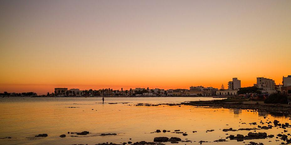 Apulien Karte Strände.Die 10 Schönsten Strände Apuliens